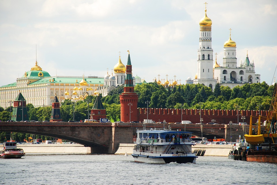 Places to visit in Moscow Russia in November • Tigrest Travel Blog